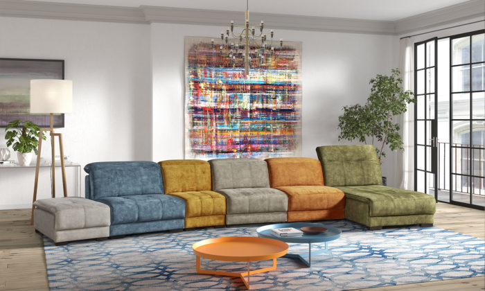 Confort Luxe Mozaiek 1